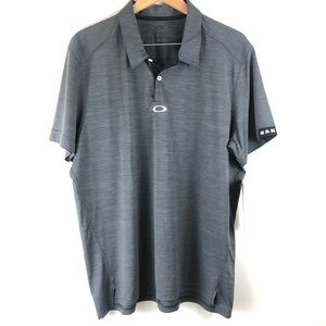 Oakley Golf Tailored Gravity Polo Shirt XXL